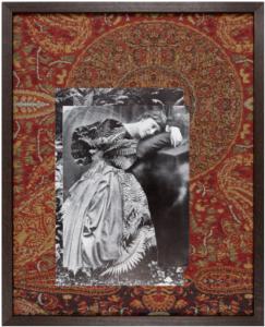 collage photographique de Leonora Hamill festival diephaven sur aux arts