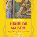 Henri de Maistre l'affiche