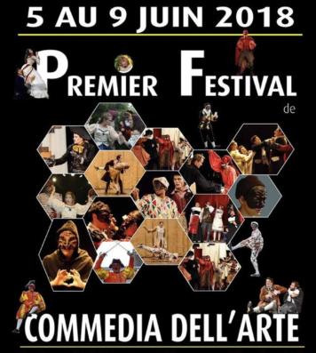 Festival de Commedia dell arte rouen juin 2018 sur aux arts
