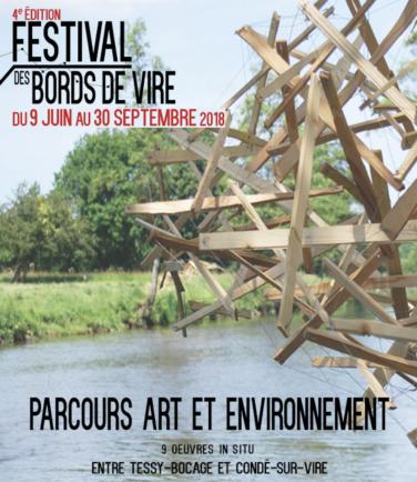 Visuel du Festival des Bords de Vire