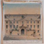 illustration pour l'exposition Gaston Gutelle sur aux arts