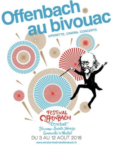 Visuel du festival Offenbach 2018 sur aux arts